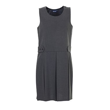 Grey Pinafore