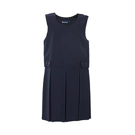 Navy Pinafore