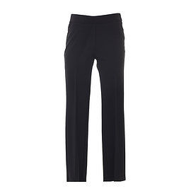 Girls Junior Slim Fit trouser Black