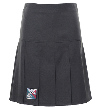 Ixworth Free School Pleated Skirt