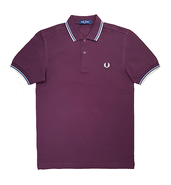 Fred Perry M3600 799 Twin Tipped Polo