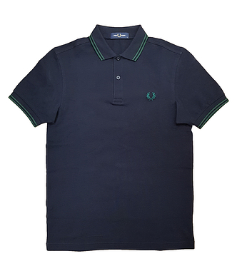 Fred Perry M3600 J73 Twin Tipped Polo