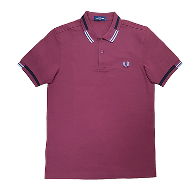 Fred Perry M8551 Abstract Polo Port