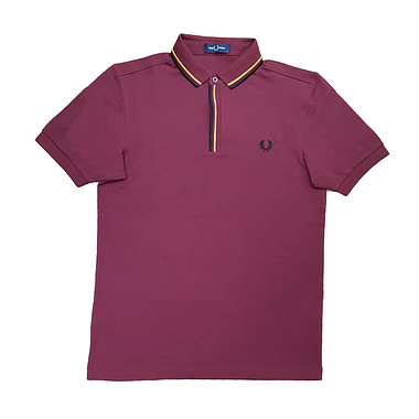 Fred Perry M8559 Tipped Placket Polo Port
