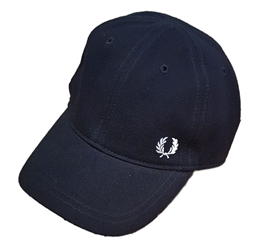 Fred Perry Navy Pique Classic Cap