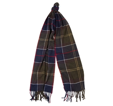 Barbour Galingale Scarf Classic