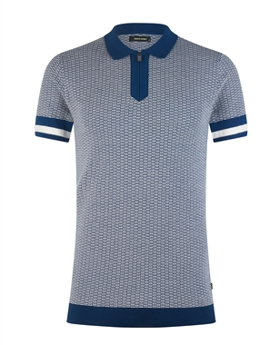 Remus 58440 Knitted Polo