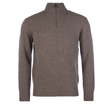 Barbour Essential Wool Half Zip