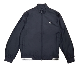 Fred Perry J100 Twin Tipped Sports Jacket Navy