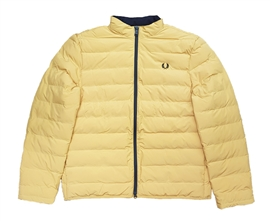 Fred Perry J7515 Insulated Jacket Gold
