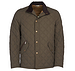 Barbour Shoveler Quilt Army Green