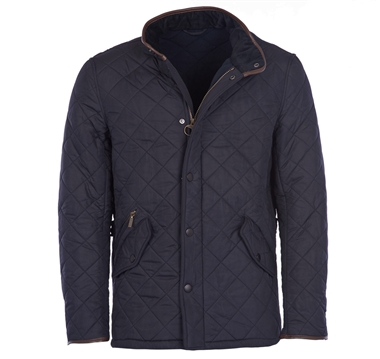 Barbour  Powell Quilt Navy