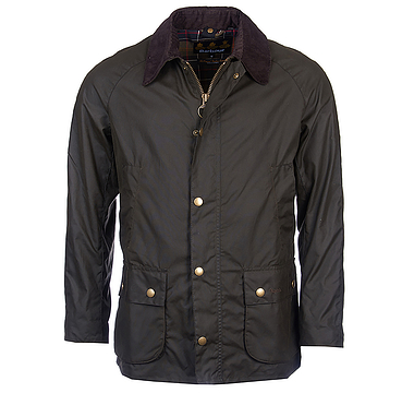 Barbour Ashby Wax Olive