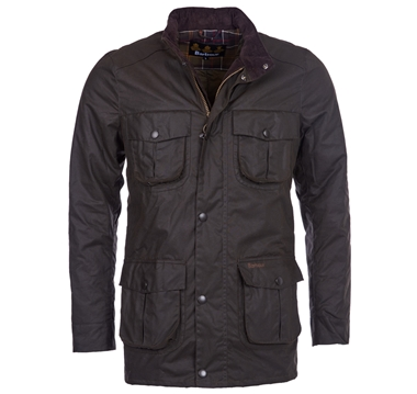 Barbour Corbridge Wax Rustic