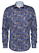 AFNF Blue Canal Houses Long Sleeve Shirt