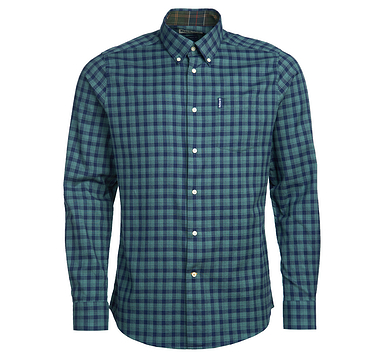 Barbour City Check 12 TF Long Sleeve Shirt