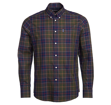 Barbour Wetheram Long Sleeve Shirt