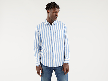 Levi's Sunset 1 Pocket Standard Circus Stripe