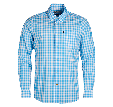 Barbour Gingham Long Sleeve Shirt
