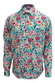 Colours & Sons Flower Power Shirt