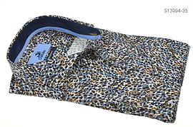 Culture Long Sleeve Shirt - Leopard