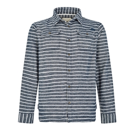 Weird Fish Giovani Brushed Stripe Shirt