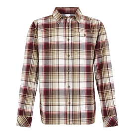 Weird Fish Sedona Herringbone Check Shirt