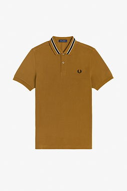 Fred Perry M1617 Tramline Tipped Polo