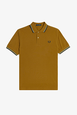 Fred Perry M3600 644 Twin Tipped Polo
