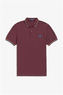 Fred Perry M3600 L37 Twin Tipped Polo