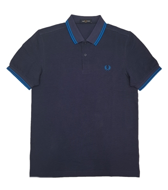Fred Perry M3600 L41 Twin Tipped Polo