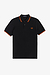 Fred Perry M3600 M64 Twin Tipped Polo