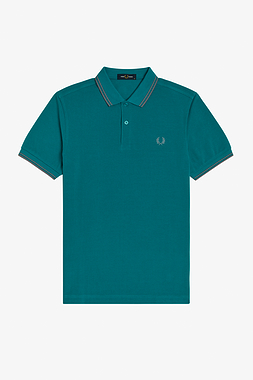Fred Perry M3600 M65 Twin Tipped Polo