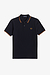 Fred Perry M3600 M68 Twin Tipped Polo