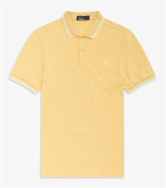 Fred Perry M3600 309 Twin Tipped Polo