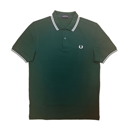 Fred Perry M3600 406 Twin Tipped Polo