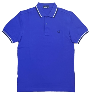 Fred Perry M3600 494 Twin Tipped Polo