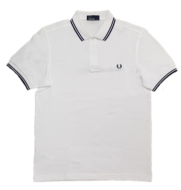 Fred Perry M3600 I01 Twin Tipped Polo