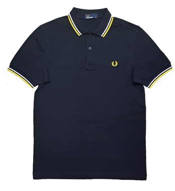 Fred Perry M3600 I11 Twin Tipped Polo
