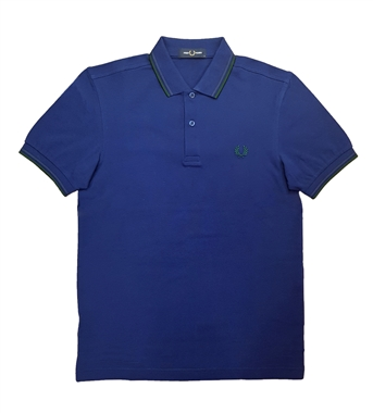 Fred Perry M3600 J34 Twin Tipped Polo