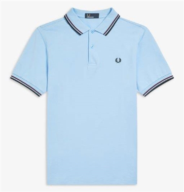 Fred Perry M3600 A66 Twin Tipped Polo