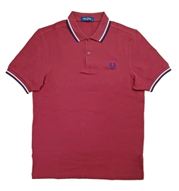Fred Perry M3600 D31 Twin Tipped Polo