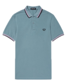 Fred Perry M3600 E79 Twin Tipped Polo