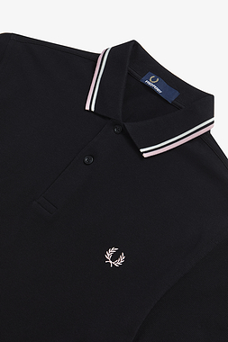 Fred Perry M3600 H42 Twin Tipped Polo