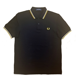 Fred Perry M3600 I70 Twin Tipped Polo