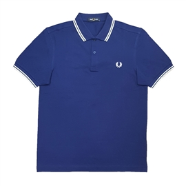 Fred Perry M3600 I71 Twin Tipped Polo