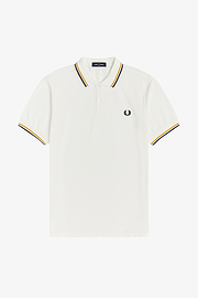 Fred Perry M3600 J81 Twin Tipped Polo