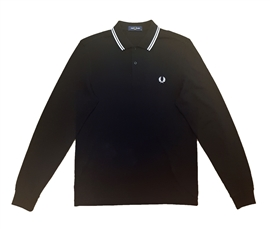 Fred Perry M3636 LS Twin Tipped Polo