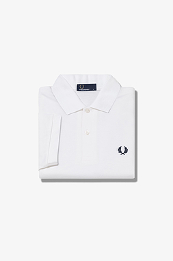 Fred Perry M6000 Plain Fred Perry Shirt