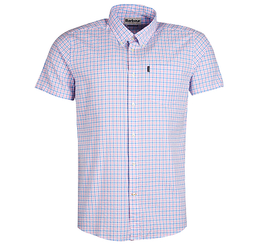 Barbour Seersucker Short Sleeve Shirt